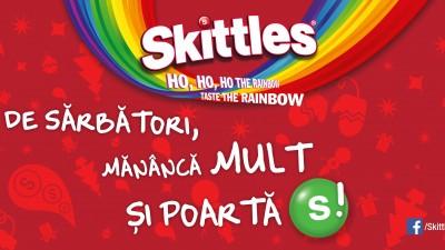 Skittles - De sarbatori, poarta S