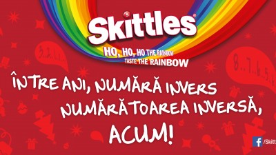 Skittles - Numaratoarea inversa
