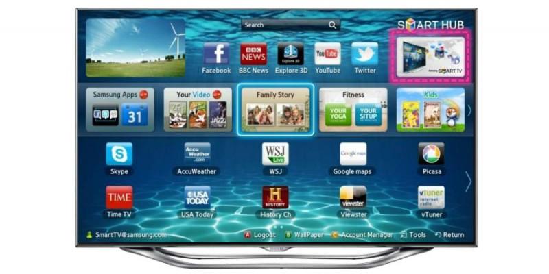 Serviciul Samsung Smart TV Advertising, facilitat de ThinkDigital