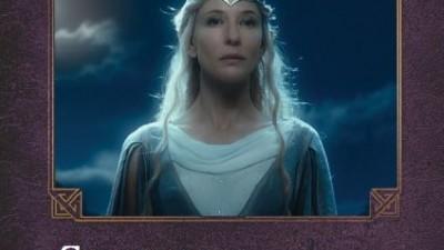 The Hobbit - Traseul mitologic (Galadriel)