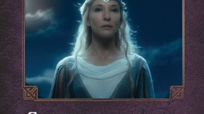 The Hobbit - Traseul mitologic (Galadriel)