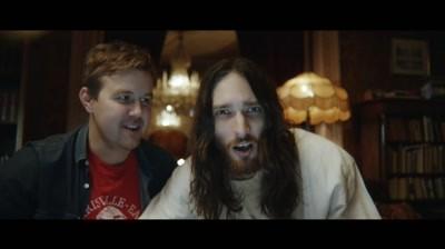 Unicef - Jesus Goes Online