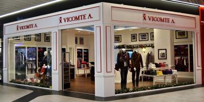 Vicomte A, un nou brand in portofoliul GolinHarris