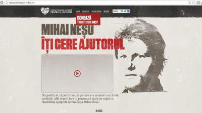Website: moneda-viitor.ro - Homepage