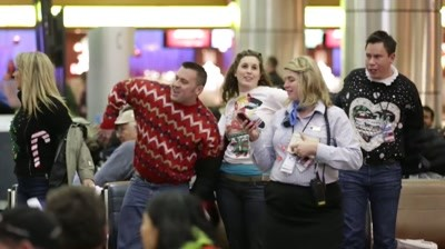 WestJet - Christmas Flash Mob