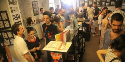 O data pe an, supereroii isi dau intalnire la Bucuresti ComicsFest
