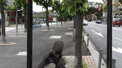 Amnesty International - Not Here But Now (2)