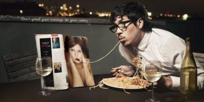 Cealalta jumatate se gaseste numai in reclamele site-urilor de matrimoniale