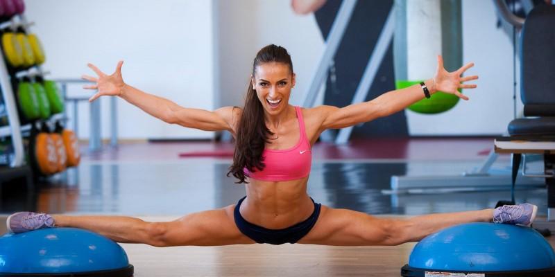 Herbalife devine Sponsorul Oficial in Nutritie al Ancai Bucur, Miss Fitness Universe 2013