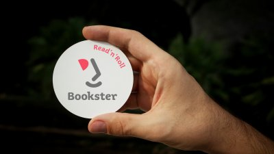 Bookster - Business Cards