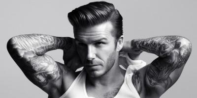 David Beckham si H&M - primul spot TV cu optiune de cumparare directa de pe micile ecrane