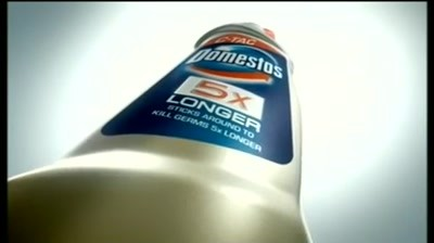 Domestos - Five times later