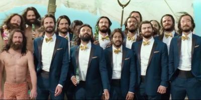 Heineken continua odiseea barbatilor legendari