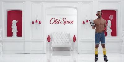 Old Spice cearta barbatii tentati sa cumpere prostii de pe internet