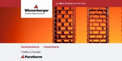PRAIS Corporate Communication adauga Wienerberger Sisteme de Caramizi in portofoliul de clienti