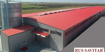Astazi a fost inaugurata noua fabrica de productie a mobilierului tapitat Rus-Savitar