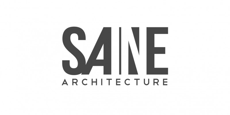 Oscilatia intre ratiune si nebunie, conceptul identitatii de brand SANE Architecture