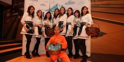 Shaolinul Bucovina a facut vizite prin Bucuresti, intr-o activare semnata Brand Support
