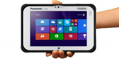 Tableta Toughpad FZ-M1, parte din portofoliul Novensys