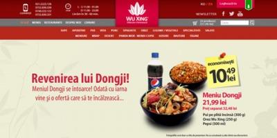 Logo Bigger anunta lansarea noului site Wu Xing