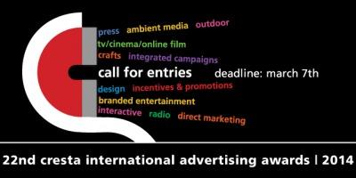 S-a deschis perioada de inscrieri pentru Cresta Awards 2014