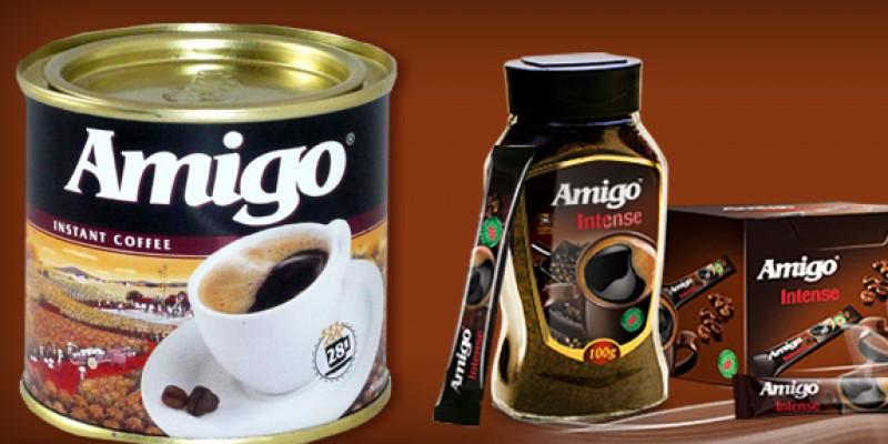 Acord intre Strauss Coffee B.V. si Cia Iguacu de Café Soluvel pentru achizitia brandului Amigo