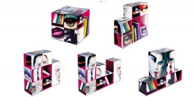 Noul Antalis Cube, un sistem modular de organizare a mostrarelor, brosurilor si a altor materiale