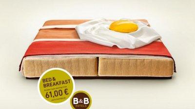 B&B Hotels - Bacon