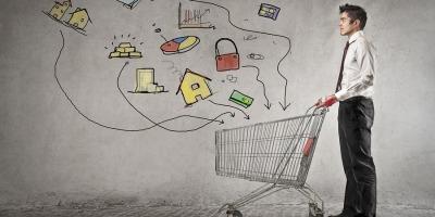 Barbatul modern: rolurile lui in achizitia produselor si in gospodarie