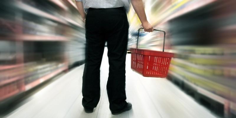 Barbatii, la vanatoare prin magazine