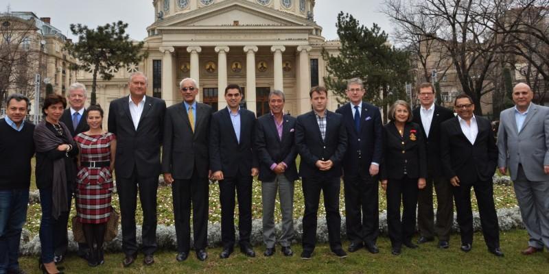 Modificarea OUG 25/2013, unul dintre subiectele de discutie ale reuniunii din Bucuresti a board-ului IAA Global