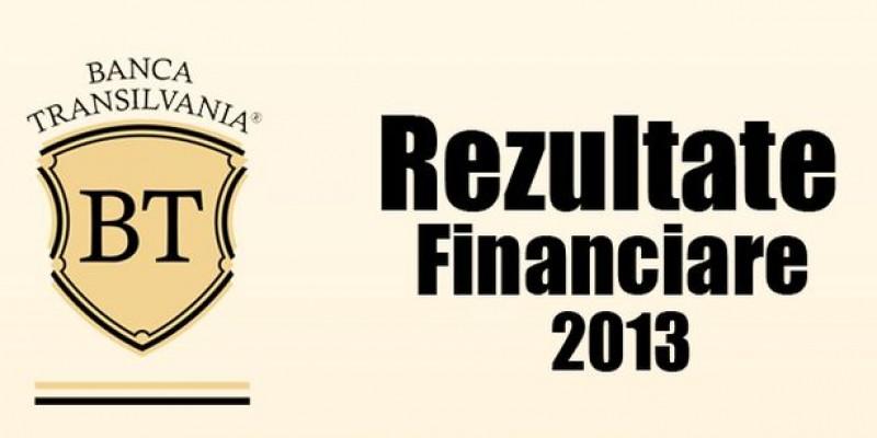 Profitul brut al Bancii Transilvania a crescut cu 30% in 2013, fata de aceeasi perioada a lui 2012