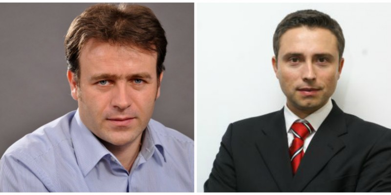 Felix Tataru si Bogdan Prajisteanu, speakeri la conferinta Creativitatea in Business