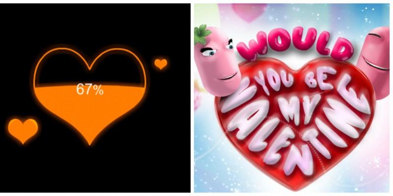 Threesome de Valentine's Day: branduri, iubire si promotii