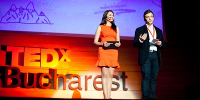 Sursele de inspiratie romanesti se leaga intr-un nod numit TEDxBucharest