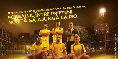 Cupa Prieteniei Bergenbier duce fotbalul romanesc la Rio