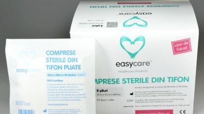 Easy Care - Comprese sterile
