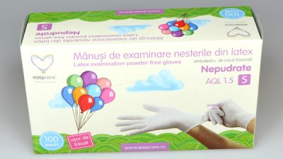 Easy Care - Manusi nepudrate