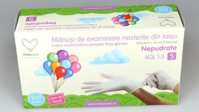 Easy Care - Manusi nepudrate