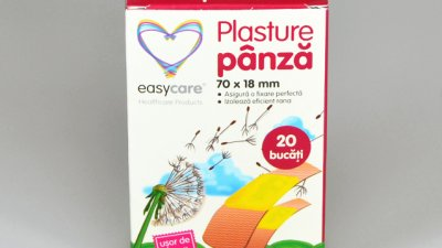 Easy Care - Plasture panza