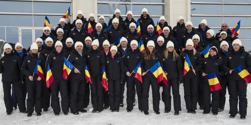 Groupama asigura delegatia care reprezinta Romania la Jocurile Olimpice de Iarna de la Soci