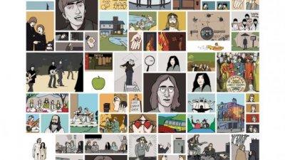 Hard Rock Cafe - Rock histories, Beatles