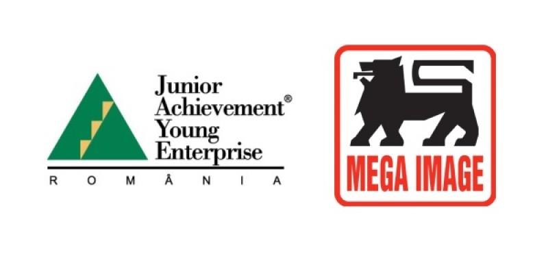 Junior Achievement Romania si Mega Image incurajeaza elevii sa devina ambasadori pentru o planeta curata