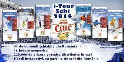 Ciuc Premium Natur Radler sustine a 4-a editie a proiectului i-Tour Schi