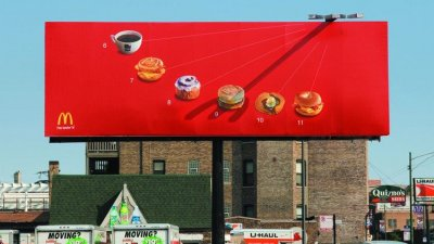 McDonald's - Sundial