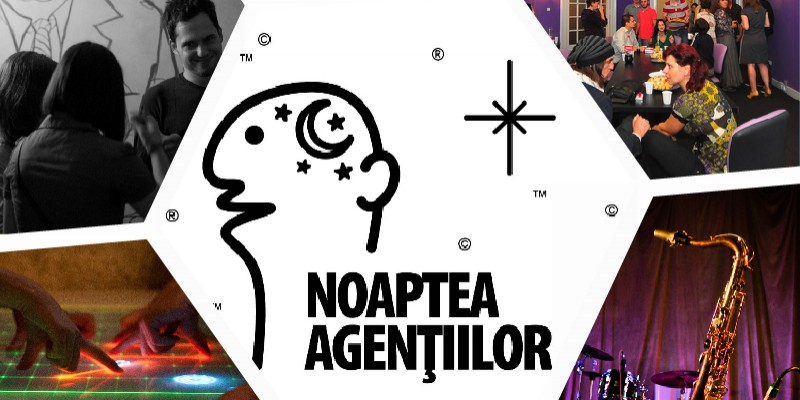 Noaptea Agentiilor 2014 se desfasoara sub tema Craft up your life