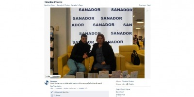 Cum a capitalizat Pi2 PR nasterea copilului Oanei Roman in centrul medical Sanador