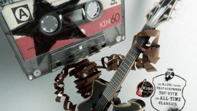 Radio Kiss FM - Paul Stanley