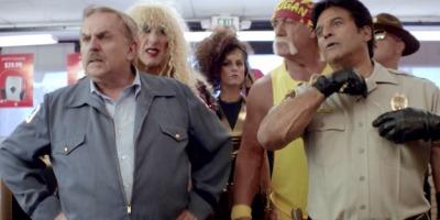 Anii '80 isi revendica terenul in noul spot RadioShack