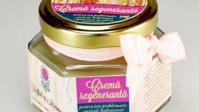 Raftul cu Miresme - Crema regeneranta